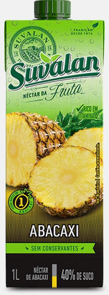 Néctar da Fruta-Abacaxi