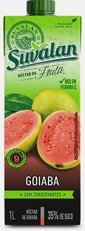 Néctar da Fruta-Goiaba
