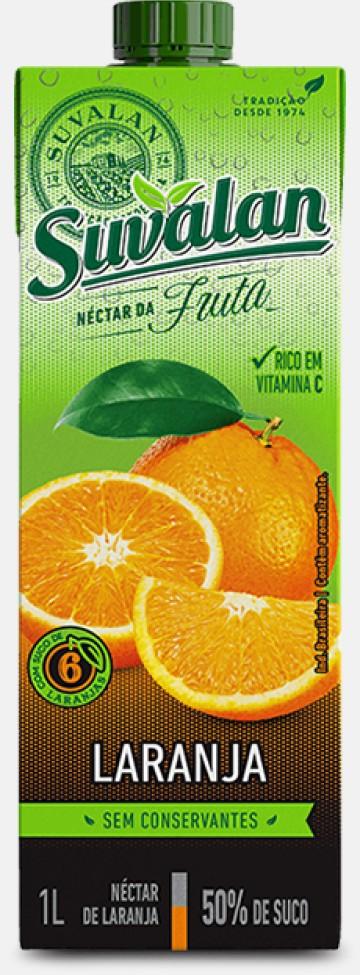 Néctar da Fruta-Laranja
