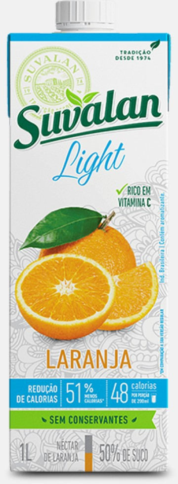 Néctar Light-Laranja
