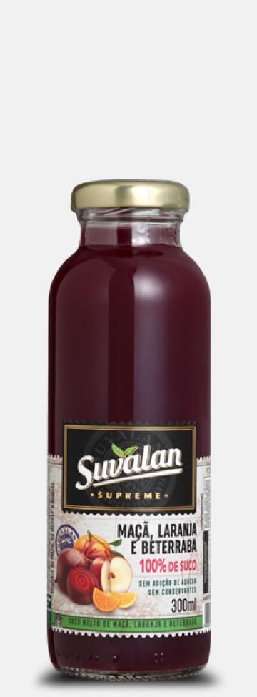 Suvalan Supreme-Maçã, Laranja e Beterraba